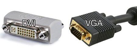 DVI vs VGA