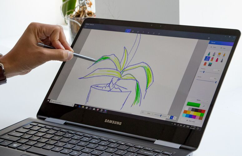 best 2 in 1 laptop with stylus